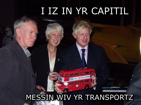 Boris and transport