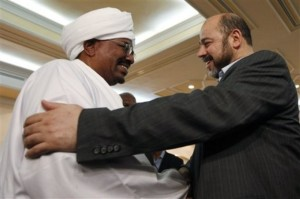 Mideast Sudan International Court