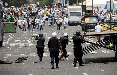 VENEZUELA-MAYDAY-PROTEST