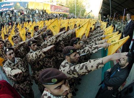 hezbollah-salute